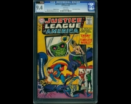 Justice League of America #33 CGC 9.4