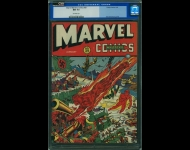 Marvel Mystery Comics #39 CGC 9.4