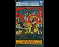 All Star Comics #11 CGC 9.0