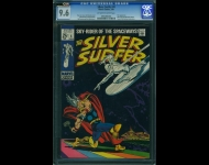 Silver Surfer #4 CGC 9.6