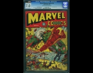Marvel Mystery Comics #40 CGC 7.0